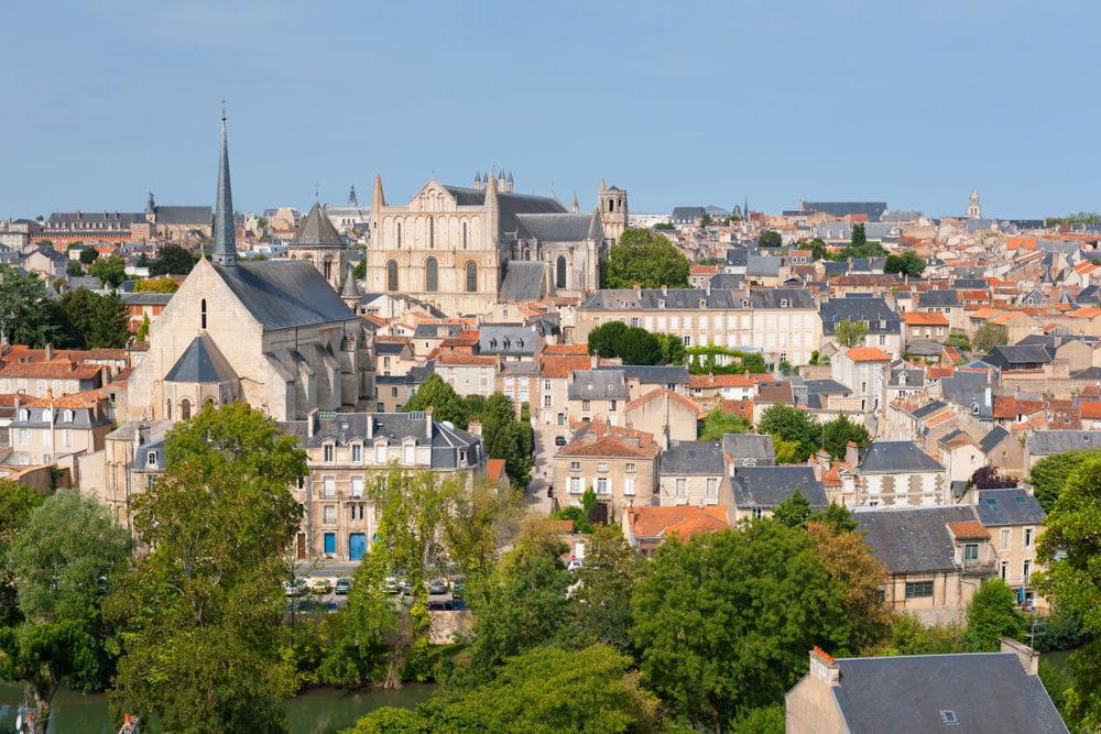 Résultat élection présidentielle Poitiers