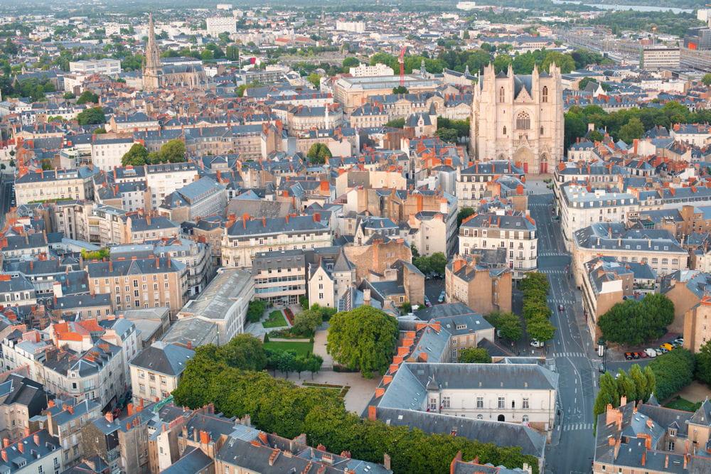 Résultat élection présidentielle Nantes