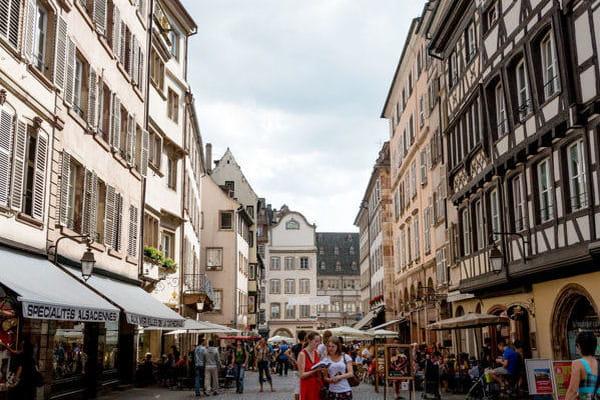 Résultat élections législatives Strasbourg