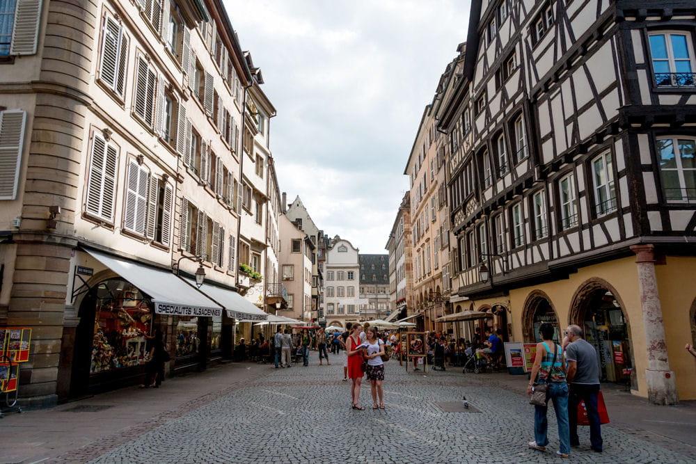 Résultat élection présidentielle Strasbourg