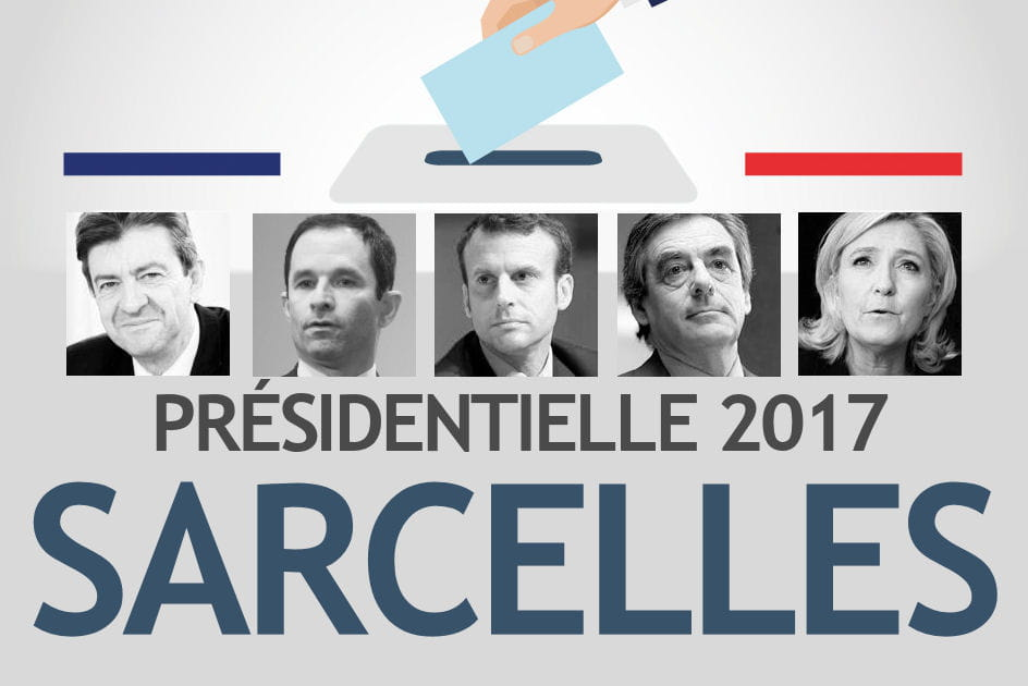 Résultat élection présidentielle Sarcelles