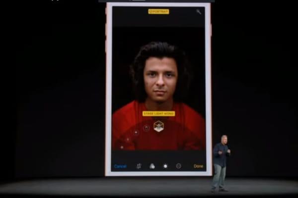 L'appareil photo de l'iPhone 8 bien plus performant - iPhone 8, iPhone X ©Keynote Apple