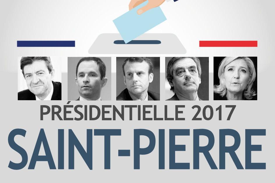 Résultat élection présidentielle Saint-Pierre
