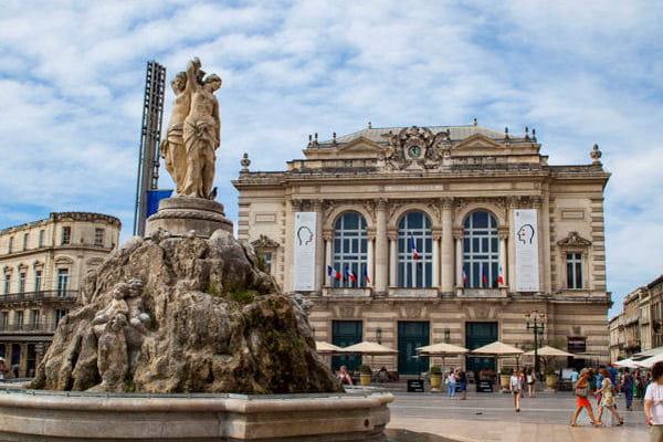 Résultat élections législatives Montpellier