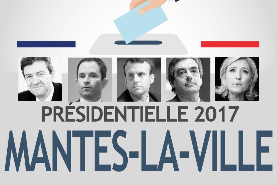 Résultat élection présidentielle Mantes-la-Ville