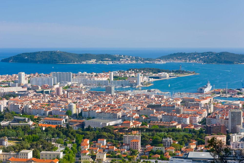 Résultat élection présidentielle Toulon