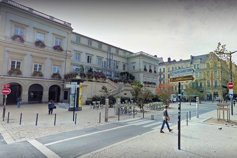 Résultat élection présidentielle Saint-Étienne