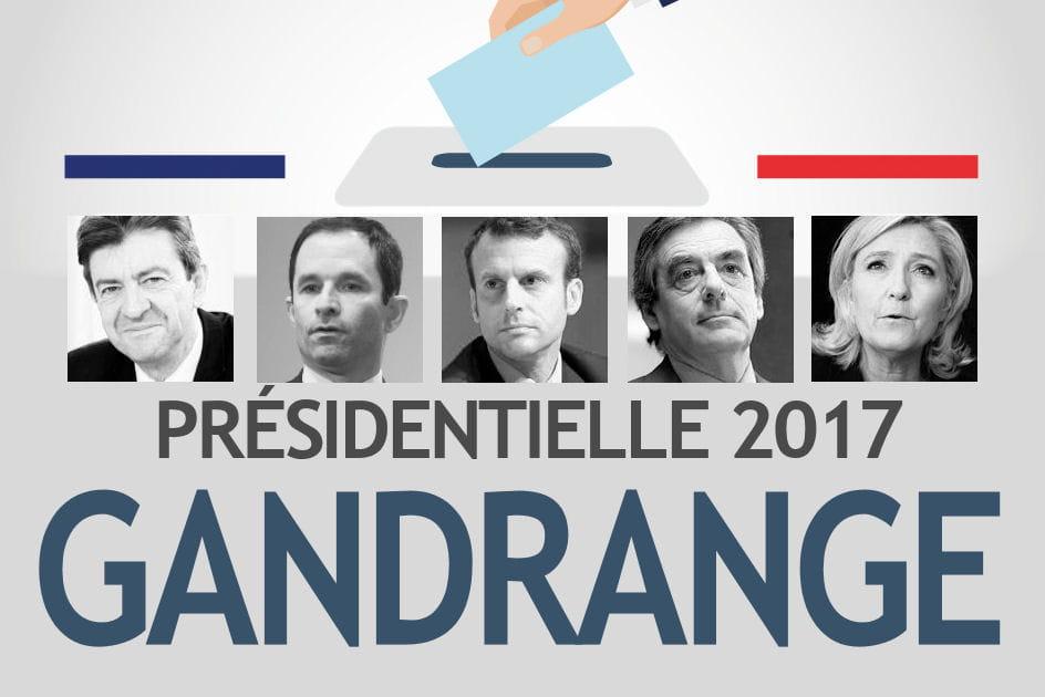 Résultat élection présidentielle Gandrange