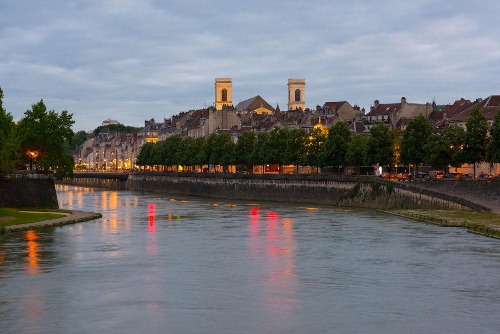 Résultat élection présidentielle Besançon
