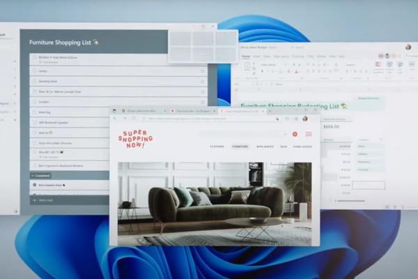 Microsoft Store rediseñado da la bienvenida a las aplicaciones de Android - Windows 11 ©