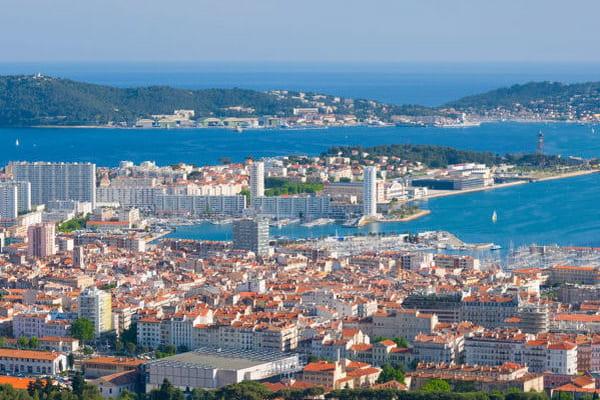 Résultat élections législatives Toulon