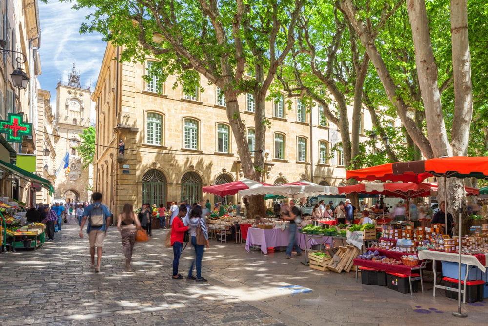 Résultat élection présidentielle Aix-en-Provence