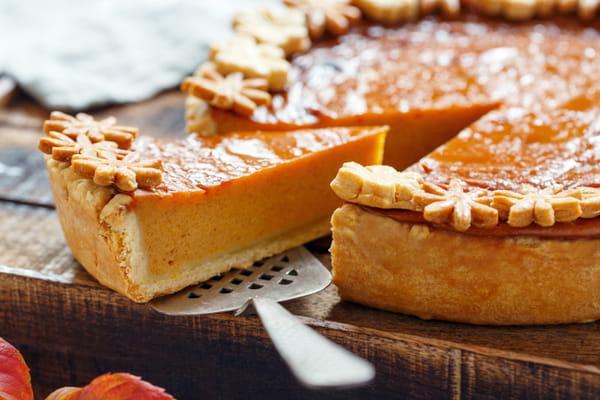 La recette facile de la tarte à la citrouille ce soir d'Halloween - Halloween ©sriba3 / stock.adobe.com