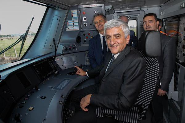 Hervé Morin, président de la région Normandie, crédits : ROMUALD MEIGNEUX/SIPA