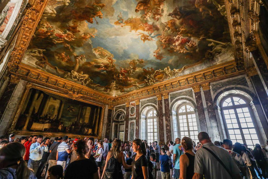 Château de Versailles, photo d'illustration. Crédit photo : Vanessa Carvalho/REX/SIPA