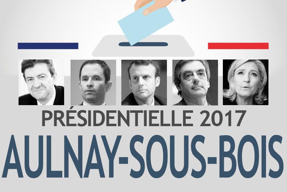 Résultat élection présidentielle Aulnay-sous-Bois
