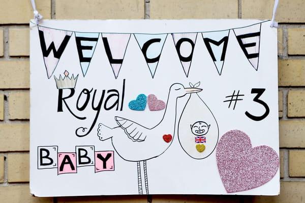 Kate a accouché d'un petit garçon ! - Kate va donner naissance à son troisième bébé ©