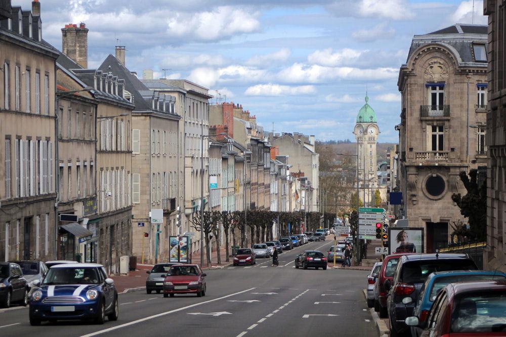 Résultat élection présidentielle Limoges