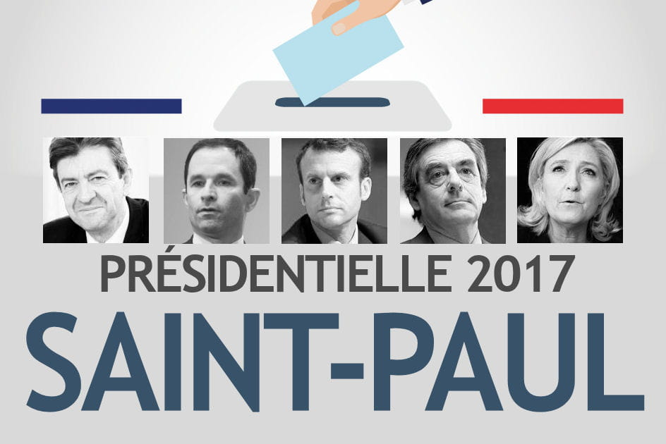 Résultat élection présidentielle Saint-Paul