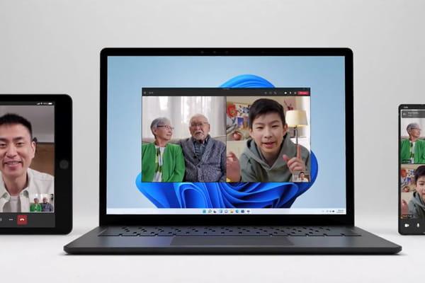 Windows 11 integra videoconferencia con Microsoft Teams - Windows 11 ©