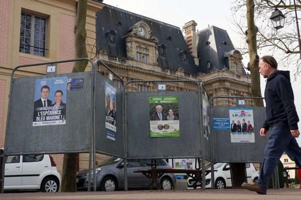 Résultat élections législatives Versailles