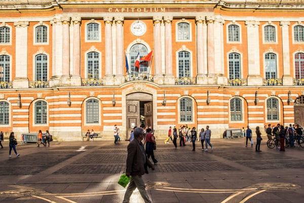 Résultat élections législatives Toulouse