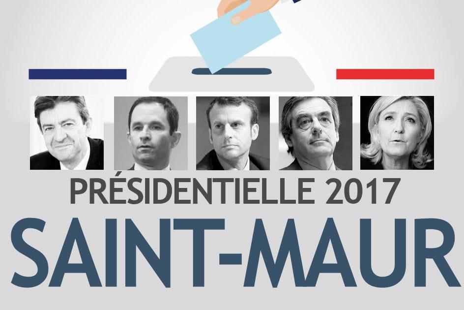 Résultat élection présidentielle Saint-Maur-des-Fossés