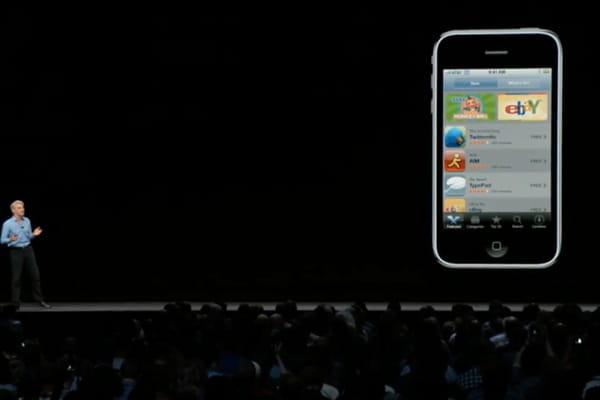 iOS 12 présenté ! - Apple WWDC 2018 ©Capture WWDC/Apple