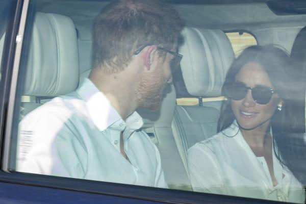 Comment se sont déroulées les répétitions du mariage ? - Mariage prince Harry Meghan Markle ©
