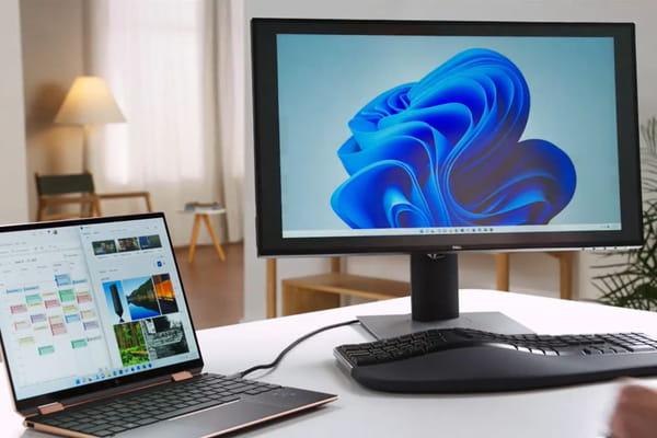 Windows 11 gestiona la multitarea y la sincronización entre terminales - Windows 11 ©