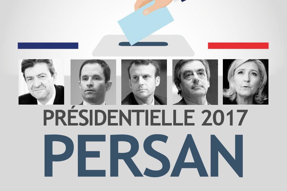 Résultat élection présidentielle Persan