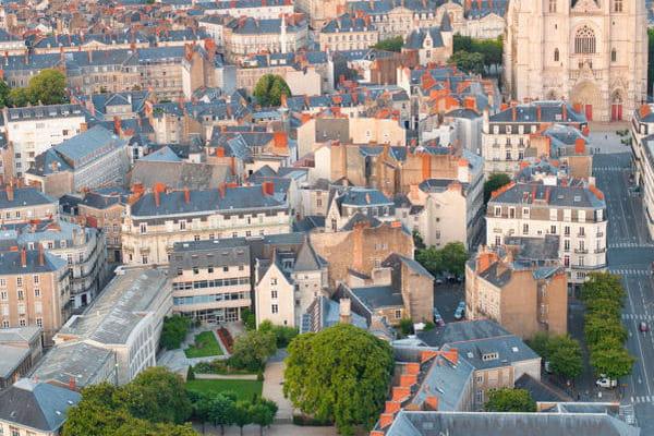 Résultat élections législatives Nantes