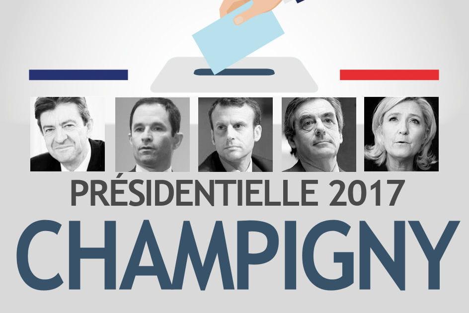 Résultat élection présidentielle Champigny-sur-Marne
