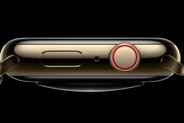 La nouvelle Apple Watch donnera plus d'informations sur votre santé - Keynote Apple 2020 ©