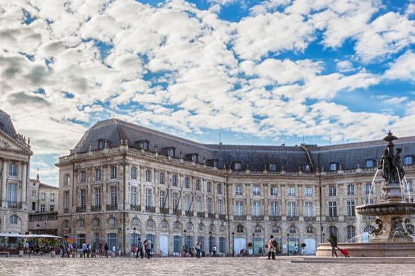 Résultat élections législatives Bordeaux