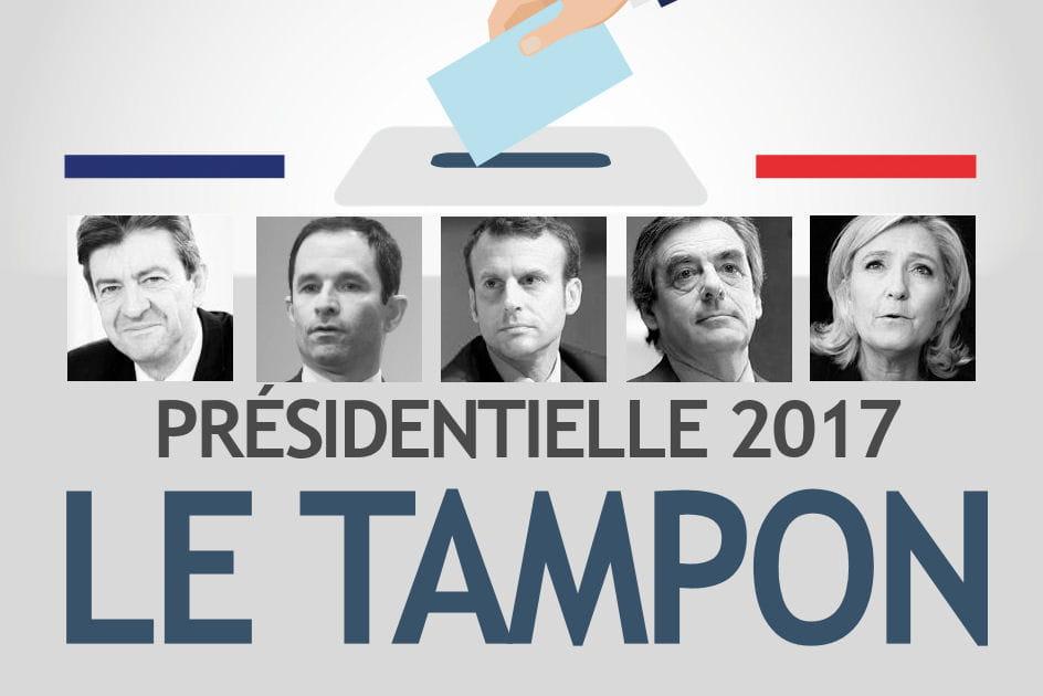Résultat élection présidentielle Le Tampon