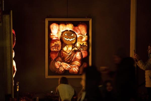 Que serait Halloweensans le personnage emblématique de Jack O'Lantern?  - Halloween ©CHINE NOUVELLE/SIPA