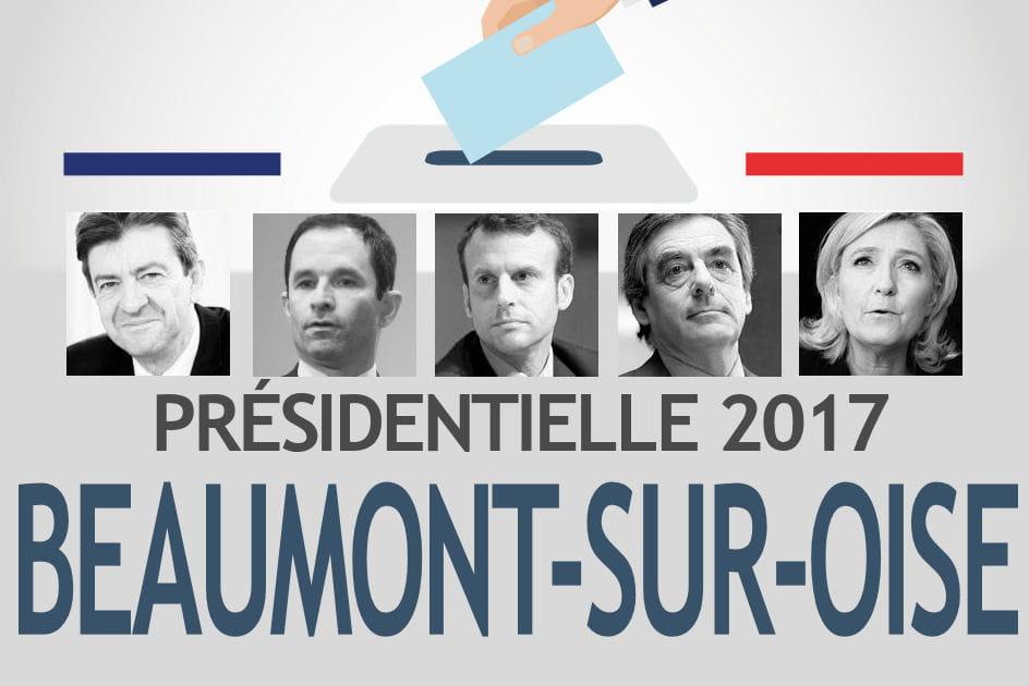 Résultat élection présidentielle Beaumont-sur-Oise