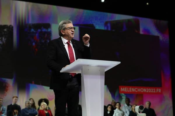 """Jean-Luc Mélenchon veut """"fermer toutes les centrales"""" nucléaires - Jean-Luc Mélenchon ©Gutner/SIPA"""